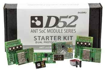 D52 ANT SoC Module Series | Dynastream Innovations