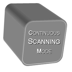 Continuous Scan Building Block